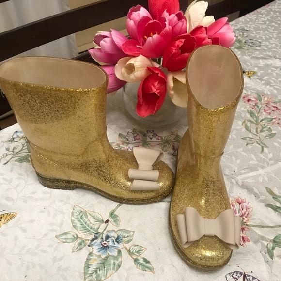 c5c4e44a Joyfolie Shoes | Girls Fiona Rain Boots Size 12 Nwob | Poshmark
